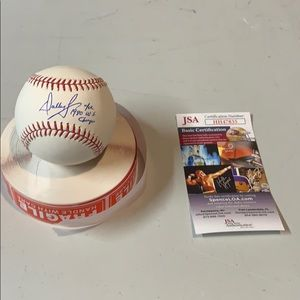 Other - Dallas Green Signed Phillies Baseball JSA